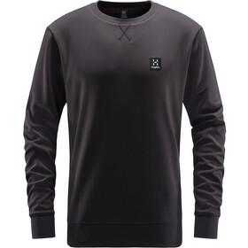 Haglöfs H Rundhals Sweater Herren true black